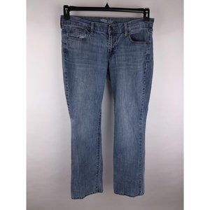 Old Navy Medium Wash The Flirt Flared Jeans